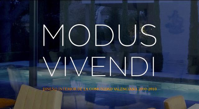 Exposición Modus Vivendi