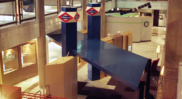 Stand Metro de Madrid