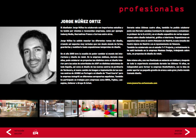 360º de diseño. Revista digital